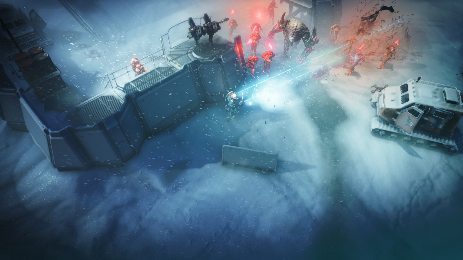Alienation PS4 game opis (2)
