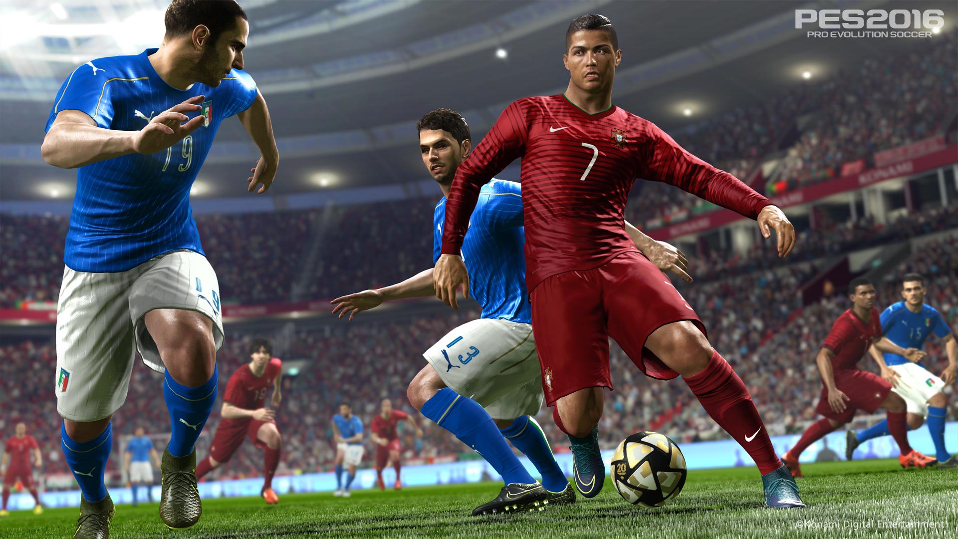 UEFA EURO Pro Evolution Soccer 2016 DLC (7)