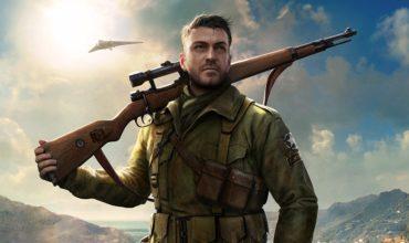 Sniper Elite 4 trejler