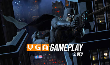 VGA gameplay Batman