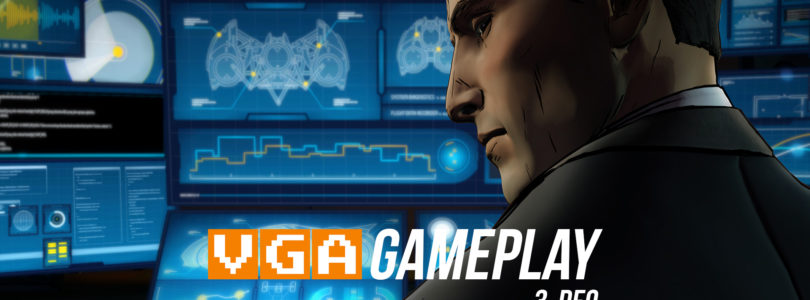 VGA Gameplay Batman Djixx