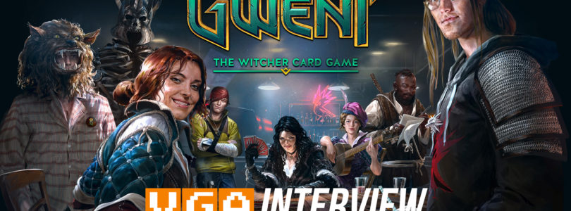 VGA interview Gwent