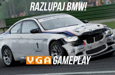 VGA Djixx Project CARS Gameplay