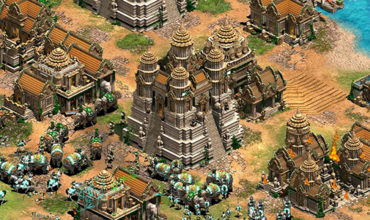Age of Empires II ekspanzija Rise of the Rajas