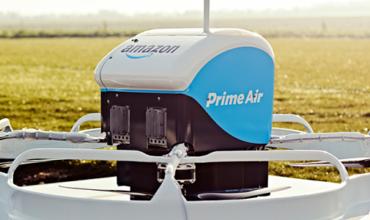Amazon Prime Air dostava paketa dron