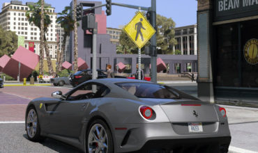 GTA 5 naturalvision mod