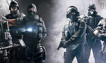Rainbow Six Siege operativci