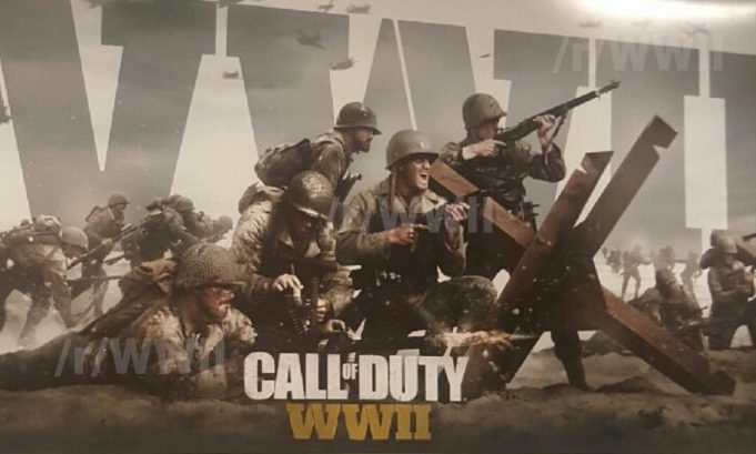 Call of Duty WWII naziv