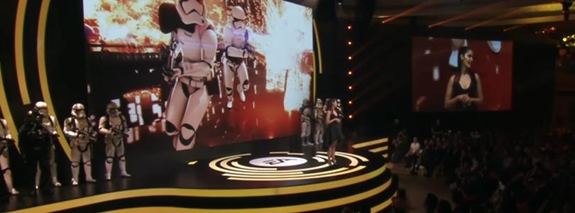 Electronic Arts E3 2017 cover
