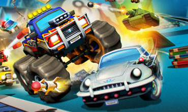 Micro Machines World Series cover