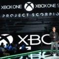 Microsoft Xbox One X E3 2017 cover