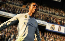 FIFA 18 cover