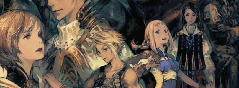 Final Fantasy XII Zodiac Age cover