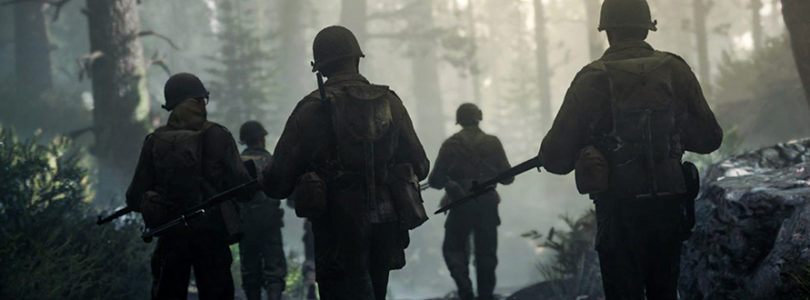 Call of Duty WWII open beta PC