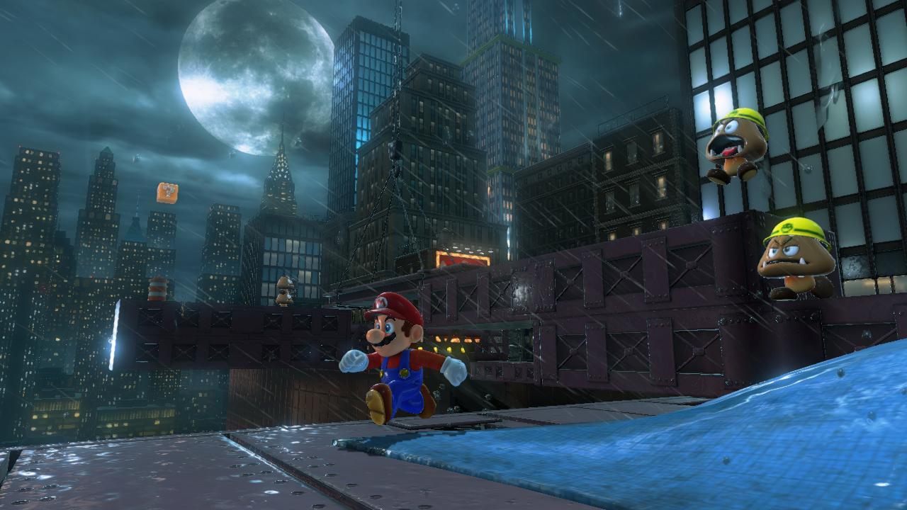 VideoGame Arena Gamescom 2017 Super Mario Odyssey
