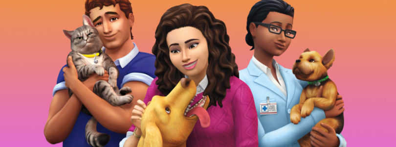 The Sims 4 Cats and Dogs cover