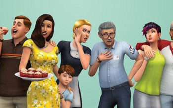 The Sims 4 baner