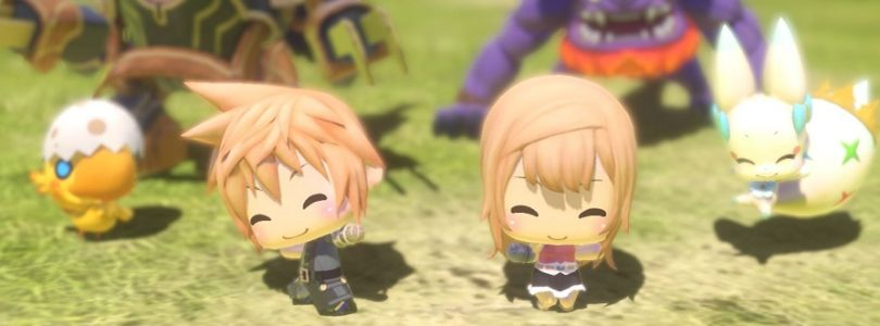 World of Final Fantasy stize za PC