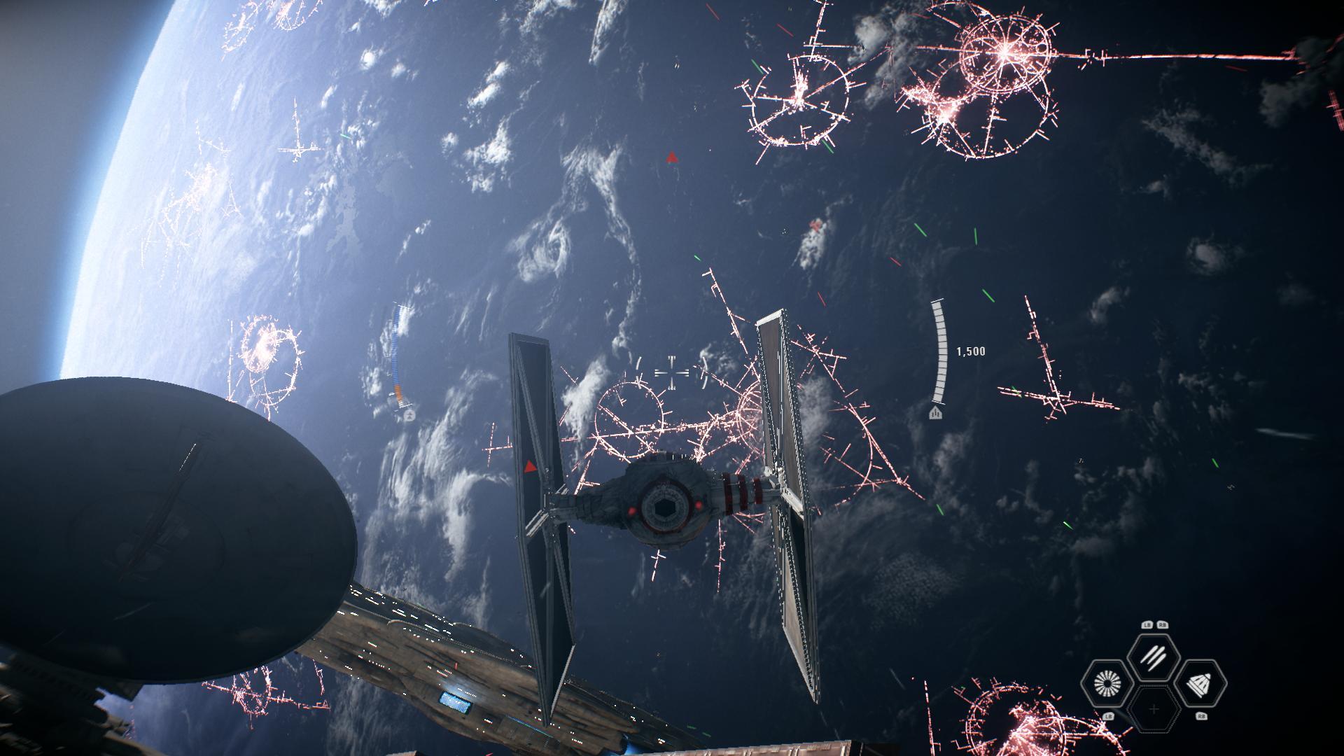 Star Wars Battlefront II sshots