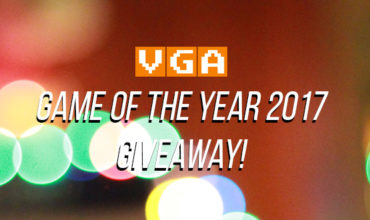 VGA Game of the Year Giveaway 2017