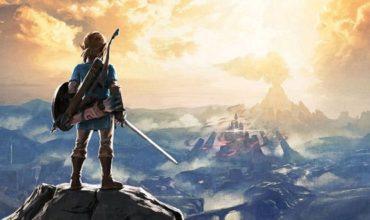 Zelda Breath of the Wild najigraniji na Nintendo Switch