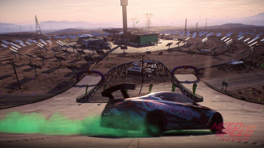 Need for Speed Payback Speedcross apdejt