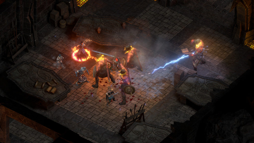 Pillars of Eternity II Deadfire prvi pogled
