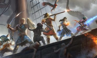 Pillars of Eternity II Deadfire prvi pogled cover