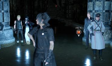 Final Fantasy XV je razbijen cetiri dana pre premijere