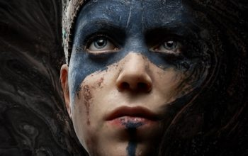 Hellblade Senuas Sacrifice cover dark
