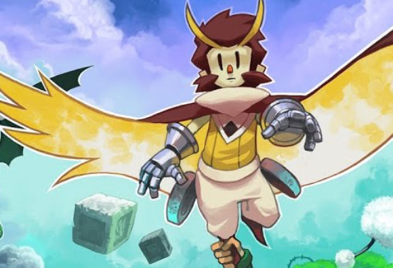 Owlboy za konzole playstation 4 xbox one
