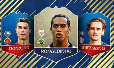 World Cup 2018 FIFA 18