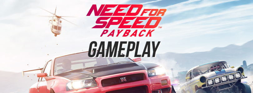 Need for Speed Payback Gameplay VGA