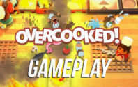 Overcooked gameplay – One kuvaju kao Jamie Oliver