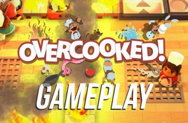 Overcooked Gameplay cover
