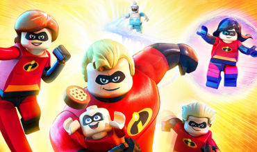 LEGO The Incredibles cover