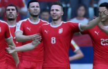 Srbija je hard težina u FIFA World Cup 2018
