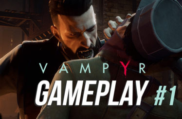 Vampyr Gameplay part 1 – Hoću da jedem ljude!