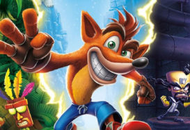 Crash Bandicoot N. Sane Trilogy cover neo