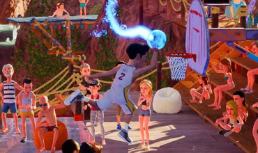 NBA Playgrounds 2 postaje NBA 2K Playgrounds 2!