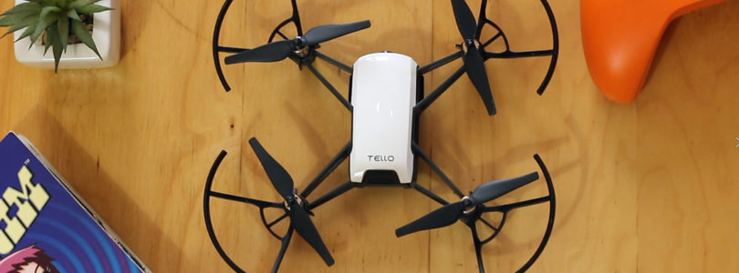 Ryze Tello dron cover