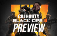 Call of Duty Black Ops 4 Preview – No Singleplayer, no party?