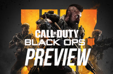 Call of Duty Black Ops 4 preview