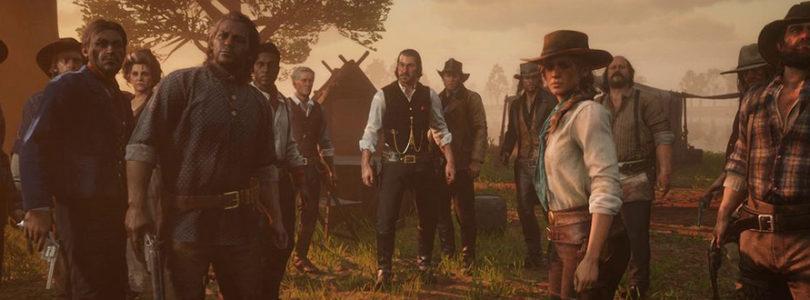 Pogledajte Red Dead Redemption 2 gameplay video!