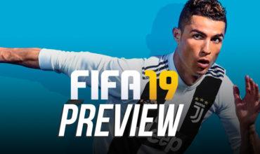 FIFA 19 Beta preview Gamescom 2018