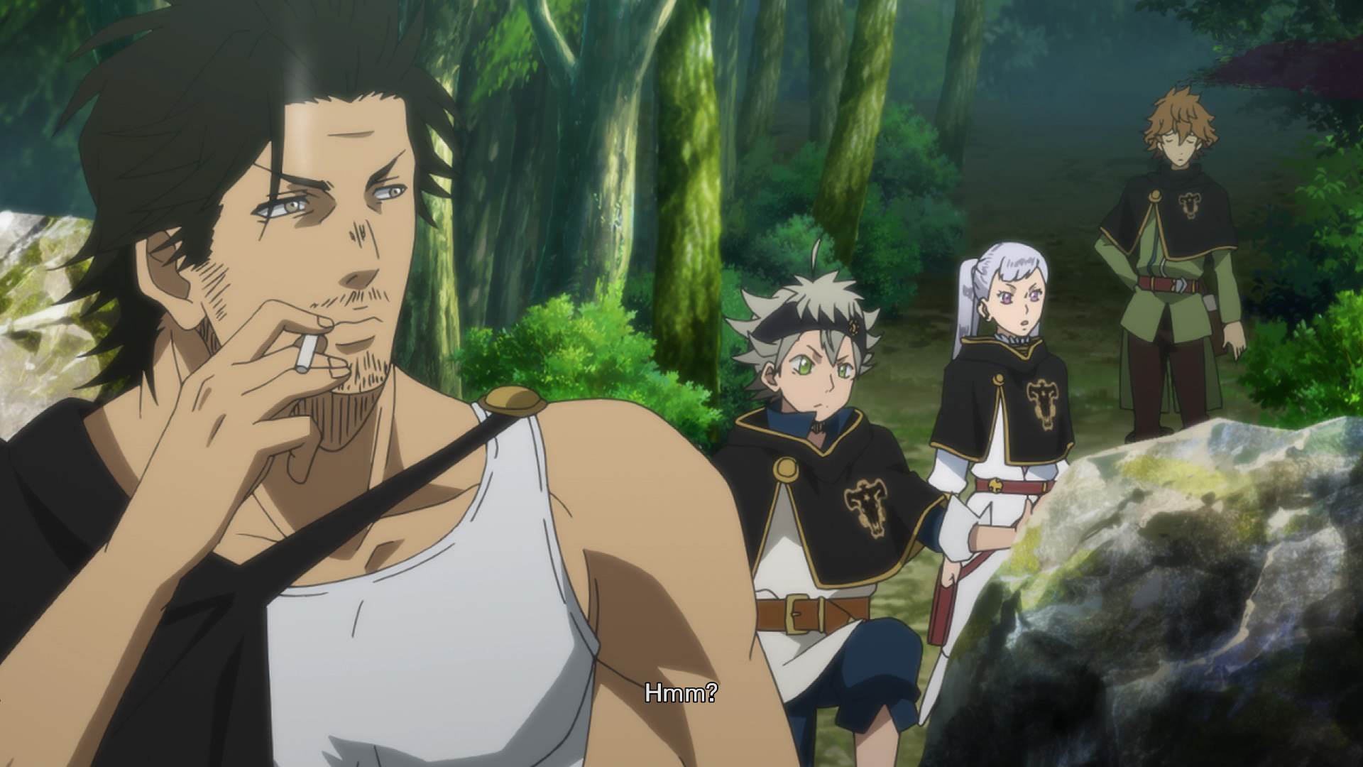 Black Clover Quartet Knights