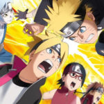 Naruto to Boruto Shinobi Striker cover recenzija opis review