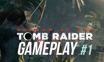 Shadow of the Tomb Raider Gameplay VGA Djixx