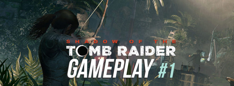 Shadow of the Tomb Raider Gameplay VGA Djixx