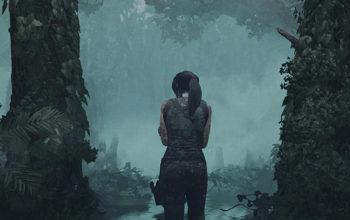 Shadow of the Tomb Raider Lara Croft cover